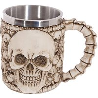 Gothic Skull Decorative Skull Tankard