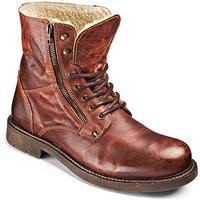 Image of Joe Browns Warm Lined Lace Up Boots