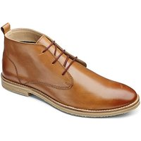Jacamo Lace up Boots Extra Wide Fit