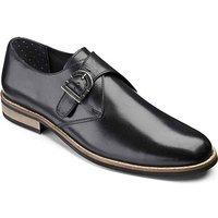 Black Label Monk Shoe Wide Fit