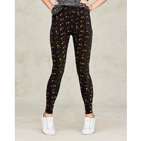 Cherry Print Jersey Leggings