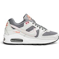 NIKE AIR MAX COMMAND FLEX GS TRAINERS