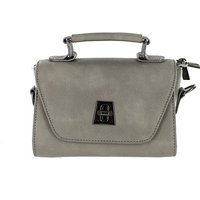 Lizzie Lee Handheld Twist Clasp Bag