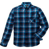 Label J Bright Flannel Check Shirt