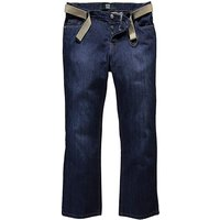 UNION BLUES Quebec Bootcut Jeans 29 Inch