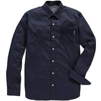 Peter Werth Long Sleeve Poplin Shirt L
