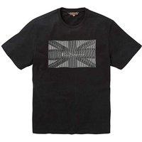 Ben Sherman Union Jack T-Shirt R