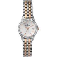 Accurist Ladies Two Tone Bracelet Watch