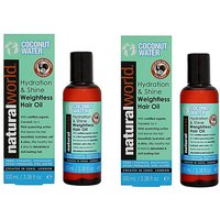 Coconut Water Hair Treatment Oil Duo