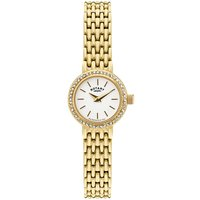 Rotary Ladies Goldtone Bracelet Watch