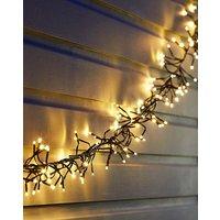 Warm White LED Cluster Lights