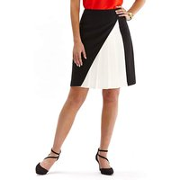 Crepe Tennis Skirt