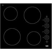 Beko 60cm Electric Hob Ceramic