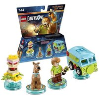 Lego Dimensions Team Pack - Scooby Doo