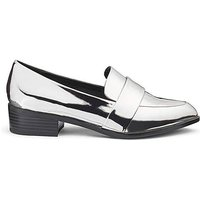 Sole Diva Olivia Pointed Loafer E Fit