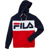Fila Gianni Over Head Colour Block Hoody
