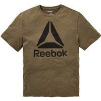 Reebok Large Logo T-Shirt