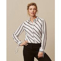 Multi Stripe Printed Shirt
