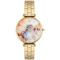 Lola Rose Bracelet Watch - Gold Tone
