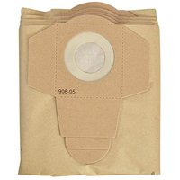 Dust Bags (5) For Inox12501/btvc1250s