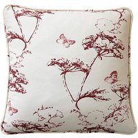 Romantic Floral Filled Cushion