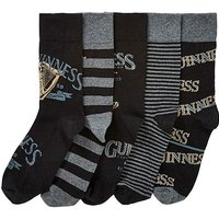 Guinness Pack of 5 Socks