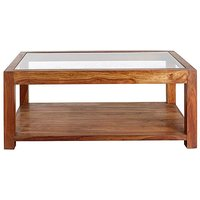 Origen Glass Coffee Table