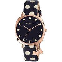 Radley Ladies Spotted Strap Watch
