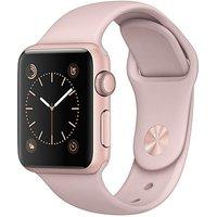Apple Watch Series 1 38mm Pink Sport