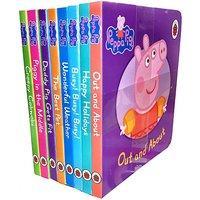 Peppa Pig Children Picture 8 Board Books