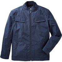 Black Label Nylon Harrington Jacket