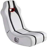 X-Rocker Spectre Chair - White.