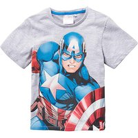 Avengers Boys Captain America T Shirt