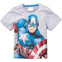 Avengers Boys Captain America T Shirt