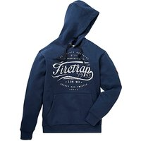 Firetrap Max Hooded Sweat Regular