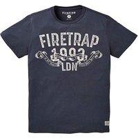 Firetrap Booka T-Shirt Long