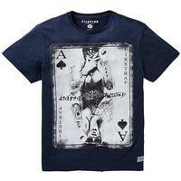 Firetrap Player T-Shirt Long