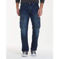 Firetrap Petri Cargo Jeans 31