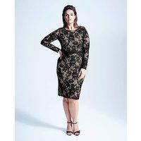 Coast Coralla Lace Dress
