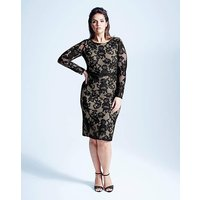 Coast Coralla Lace Dress