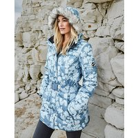 Snowdonia Printed Down Filled Jacket