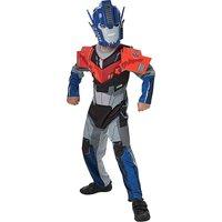 Transformers Dlx Optimus Prime Costume