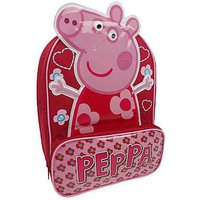 Peppa Pig Backpack - Pink.