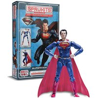 Sprukits Level 2 Superman: Man of Steel at JD Williams Catalogue