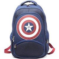 Captain America Shield Backpack