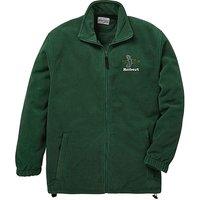 Personalised Golf Zip Up Fleece