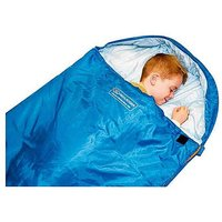 Big Sleep Junior Cowl Sleeping Bag Blue