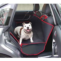 Pet Vehicle Rear Seat Protection Cover