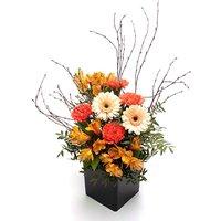 Autumn Cube Bouquet