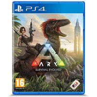 ARK Survival Evolved- PS4